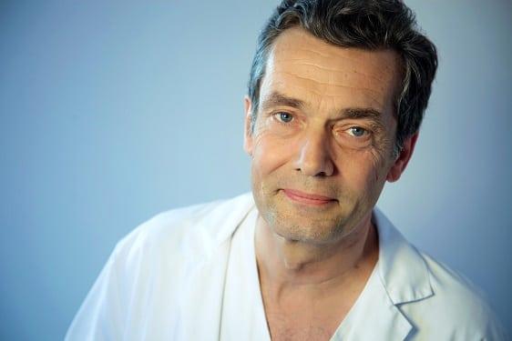 Docteur Gilles REGNIER-VIGOUROUX responsable de laboratoire icsi montpellier