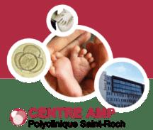 Centre AMP St Roch – PMA Montpellier Logo