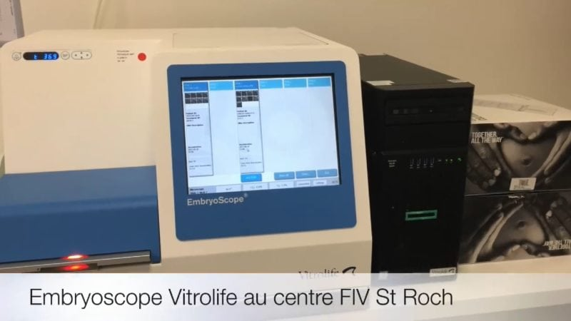 St Roch AMP embryoscope amp fiv icsi